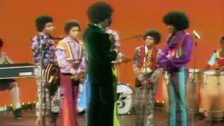 THE JACKSON 5 ON SOUL TRAIN - Full 21/10/1972