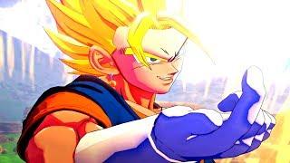 Dragon Ball Z: Kakarot - Final Boss & Ending (DBZ: Kakarot 2020) PS4 Pro