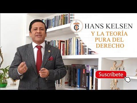 HANS KELSEN  Y LA TEORÍA PURA DEL DERECHO - Tribuna Constitucional 154 -  Guido Aguila Grados
