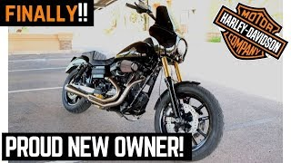 Buying Used Dyna Low Rider S FXDLS Part 1: Flying to Austin