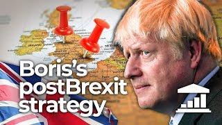 Johnson's (not so secret) POST-BREXIT plan  - VisualPolitik EN