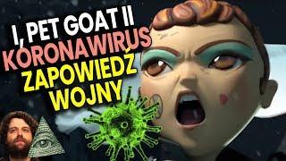 I Pet Goat II 2 Przepowiedziało Koronawirus Wuhan Następny Atak Chin na USA