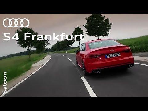 Audi S4 Limousine Седан класса D - рекламное видео 1