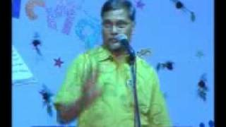 kavi Kiran Joshi in Albela Khatri Present Hasya KaviSammlen in Surat