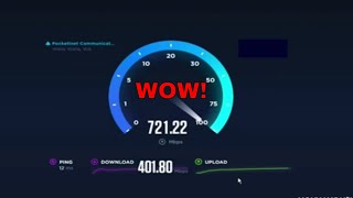 1GB Fiber - Internet SpeedTest