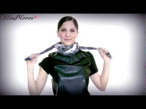 10 τρόποι για να δέσεις ένα μαντήλι