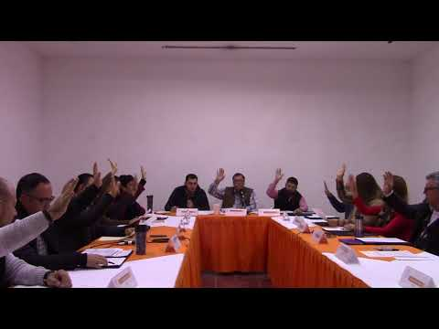 Sesión Ordinaria No. 46 de Ayuntamiento 15 de diciembre de 2017