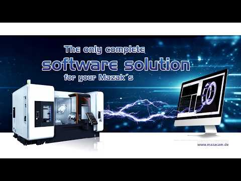MazaCAM Deutschland - The complete Software