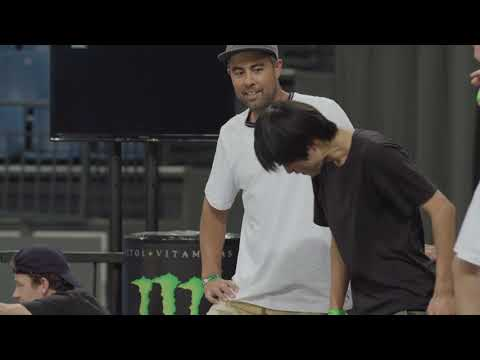 SLS Monster Mic'd Up with Eric Koston