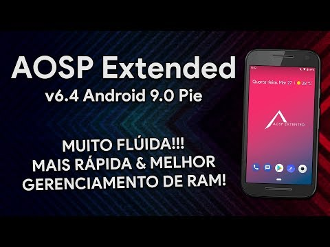 Official] AOSP Extended 5 8 Update for Redmi Note 4(Mido