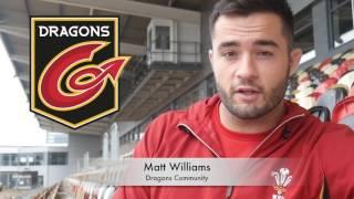 Matt Williams Dragons Community