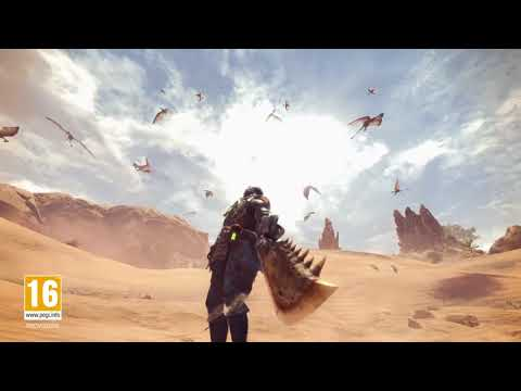 Monster Hunter World - Trailer Desert des Termites  de Monster Hunter World