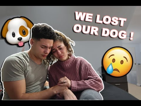 I LOST OUR DOG PRANK ON GIRLFRIEND ! (TRY NOT TO CRY)