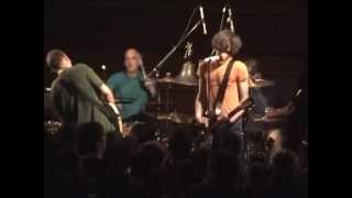 FUGAZI Live - Boston, Massachusetts College of Art, April 20th 2002, Show 2 of 2