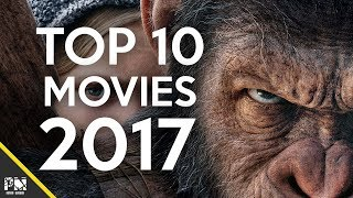 Top 10 Hollywood movies 2017
