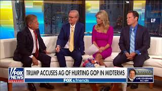 Judge Nap: Trump's Criticism of Sessions Provides 'Fodder' for Mueller, Never Trumpers