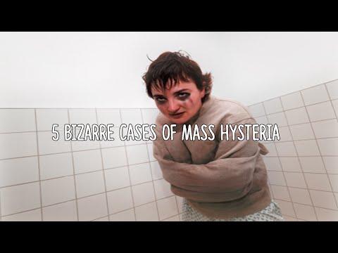 5 Bizarre Cases Of Mass Hysteria