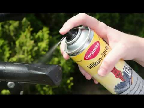 Caramba Silikon-Spray - Anwendervideo