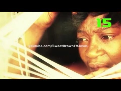 Sweet Brown Cold Poppin
