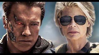Терминатор: Тёмные судьбы. Официальный Русский трейлер  HD-- Terminator: Dark Fate