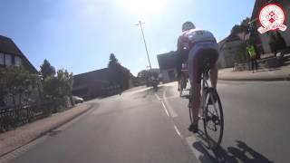preview picture of video 'Impressionen vom 35. Radrennen der Rudergemeinschaft Angaria - Rund um den Brelinger Berg'
