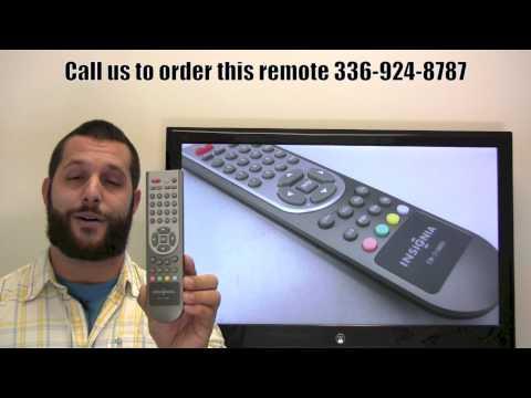 INSIGNIA EN216691 TV Remote Control