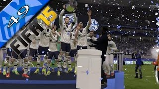 preview picture of video 'Let's Play FIFA 15 Trainerkarriere [Deutsch/HD] #049 - FC Schalke 04 - Saison 2015/16 beginnt'