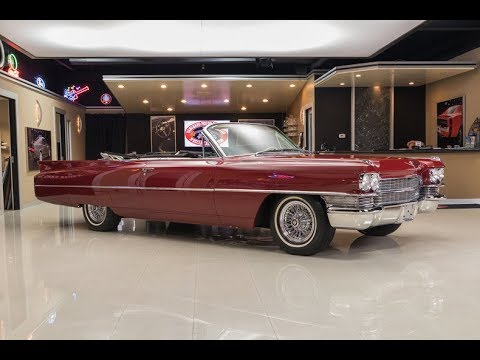 1963 Cadillac DeVille for Sale - CC-1020406
