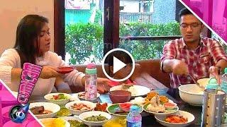 Kemesraan Ihsan Dengan Denada Saat Liburan  Cumicam 06 Januari 2017
