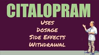 citalopram review 10 mg 20 mg 40 mg Uses Dosage and Side Effects