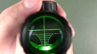 Оптический прицел Bushnell 4-16×50 AO EG от компании CO2 - магазин оружия без разрешения - видео