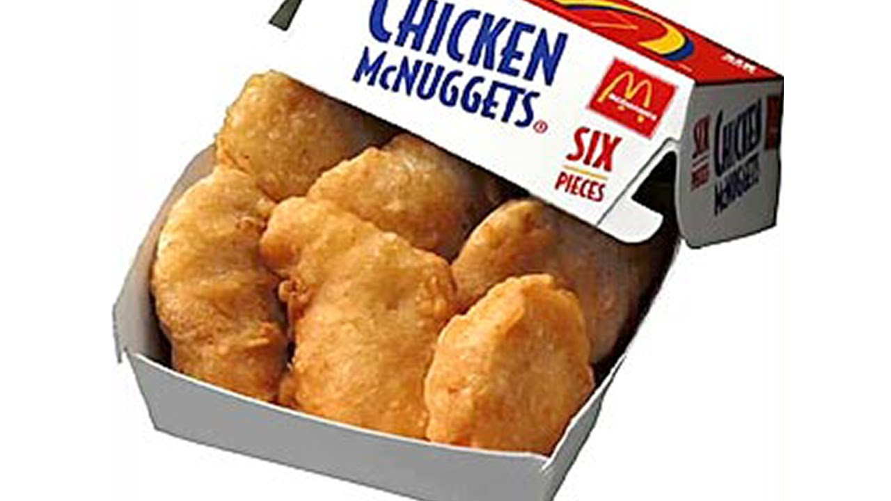 Mcdonalds Recipes For Chicken Nuggets