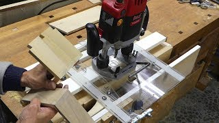 How to make a dovetail jig