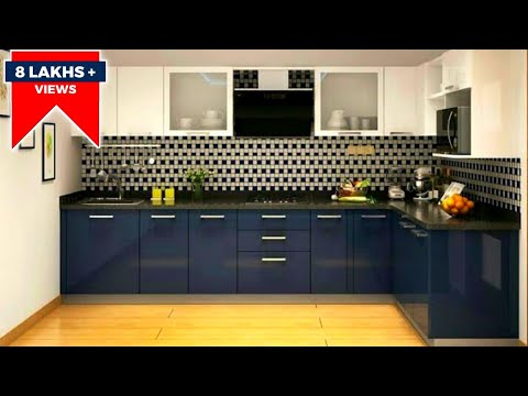 Best color combinations of modular kitchen /#modularkitchendesign
