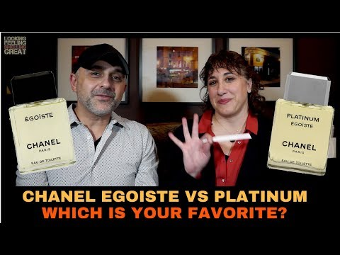 Chanel Egoiste vs Chanel Platinum Egoiste - Which Is Your Favorite?