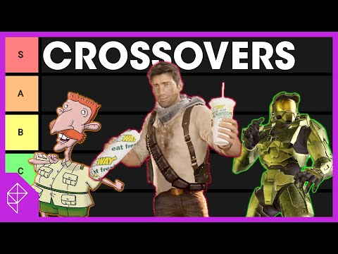What makes a good crossover video game?