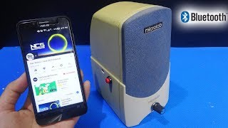how-to-make-a-wireless-bluetooth-speaker-from-normal-speaker