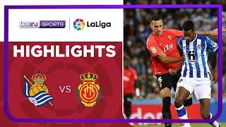 Real Sociedad 1-0 Mallorca Pekan 9