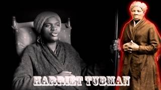 Harriet Tubman responds to the hate after the plan to put her face on the 20 dollar bill & Sandra Bl