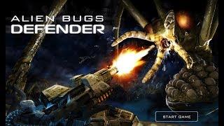 Alien Bugs Defender - Gameplay (ios, ipad) (ENG)