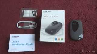 TP Link 3G Mobile Wifi Router M5250 - Full Review