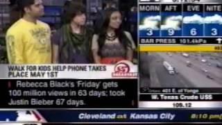 Interview Melinda & Munro (CP24) 18/04/2011