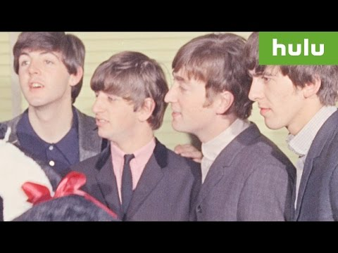 Hulu Commercial for The Beatles: Eight Days a Week (2016) (Television Commercial)
