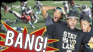 THE MOST BRUTAL HIT IN NFL HISTORY! - MUT Wars Season 2 Ep.2 | Madden 18 Ultimate Team