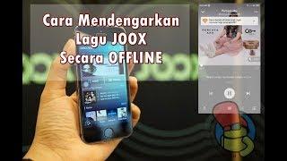 Cara Mendengarkan Musik Joox Offline