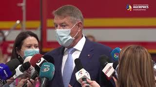 Iohannis: O moţiune de cenzură - lipsită de sens şi de bun simţ politic