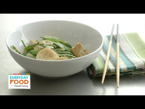 Lighter General Tso's Chicken – Everyday Food with Sarah Carey