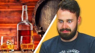 Irish People Try Bourbon For The First Time
