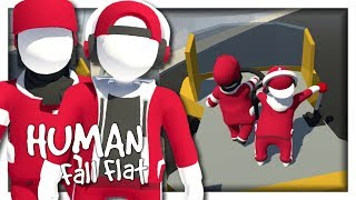 ON CONDUIT UN CAMION ! | HUMAN FALL FLAT CO-OP EPISODE 5 NINTENDO SWITCH FR