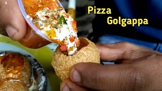 Pizza Golgappa And Shehanshah Burger - Delhi - Download this Video in MP3, M4A, WEBM, MP4, 3GP